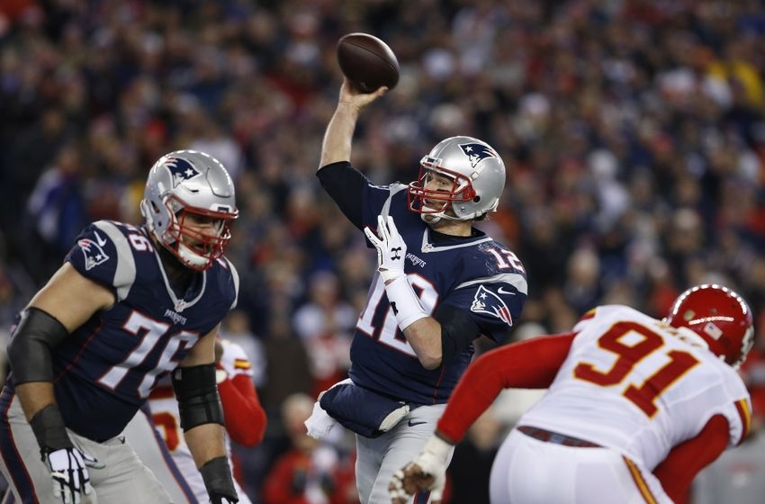 Patriots Beat the Chiefs in Divisional Round