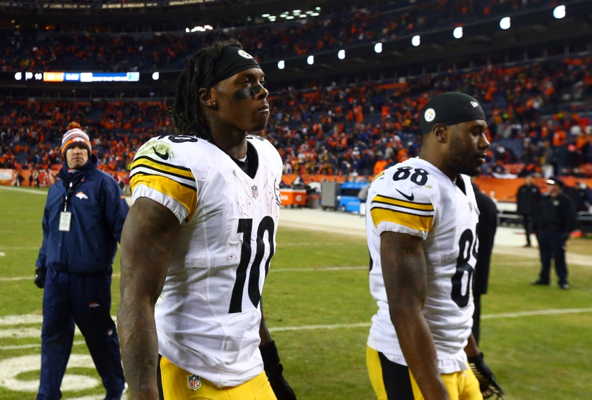 National Football League announces Steelers WR Martavis Bryant will serve 1-year suspension 'immediately'