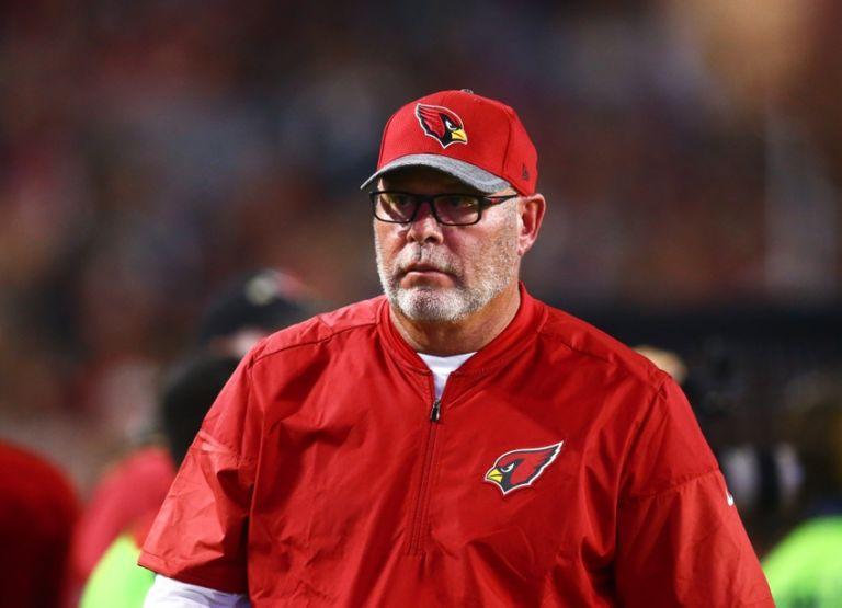 Arizona Cardinals Head Coach Bruce Arians Hospitalized