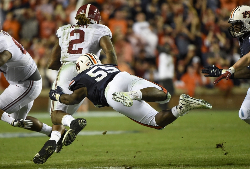 College Football Game Preview: No. 17 Texas A&M vs. Auburn ...