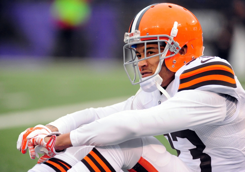 Browns' Joe Haden On Trade Block With NFL Deadline Approaching