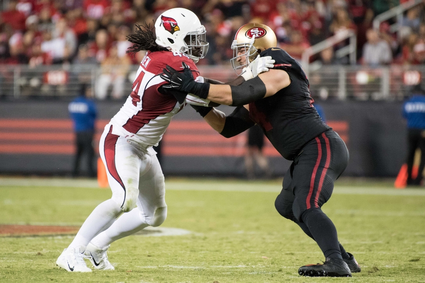 85e70f085cf New York Giants  Joe Staley Trade Makes Too Much Sense