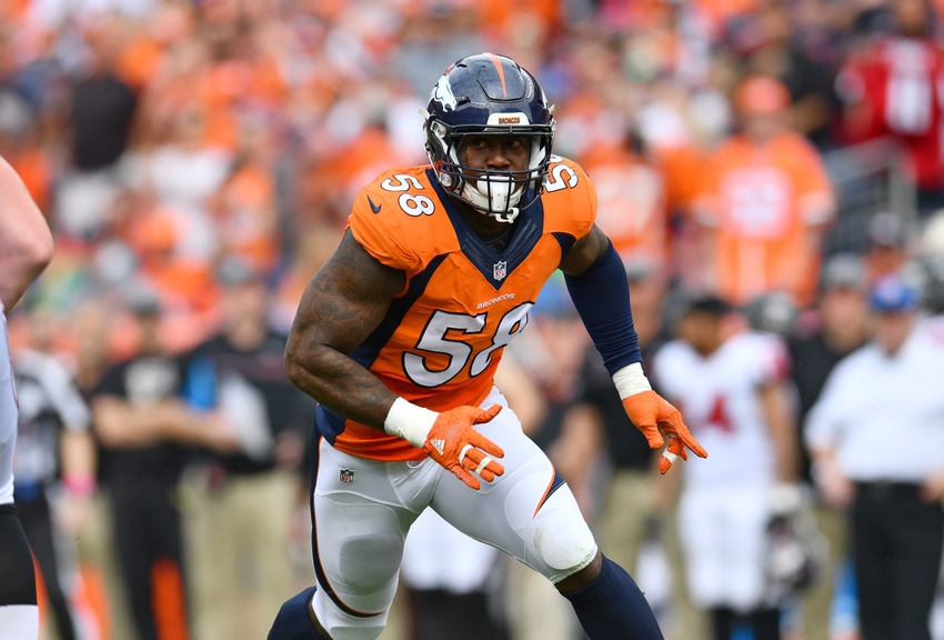 Is Von Miller the front-runner for Defensive Player of the ...