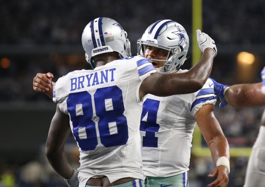 Dez bryant matthew emmons usa today sports - Dallas Cowboys Dak Prescott Leads Cowboys To Comeback Win