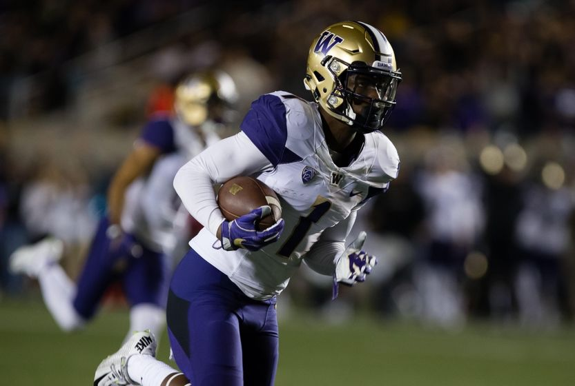 2017 NFL Draft John Ross