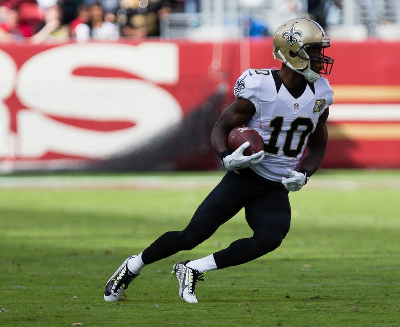 Saints' Brandin Cooks could be at center of offseason trade talks