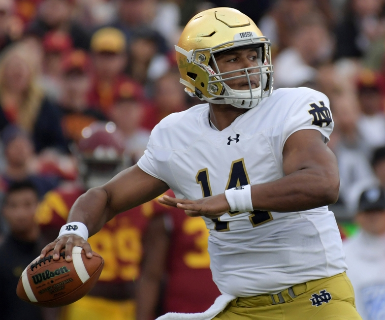 ncaa football notre dame college football schedual