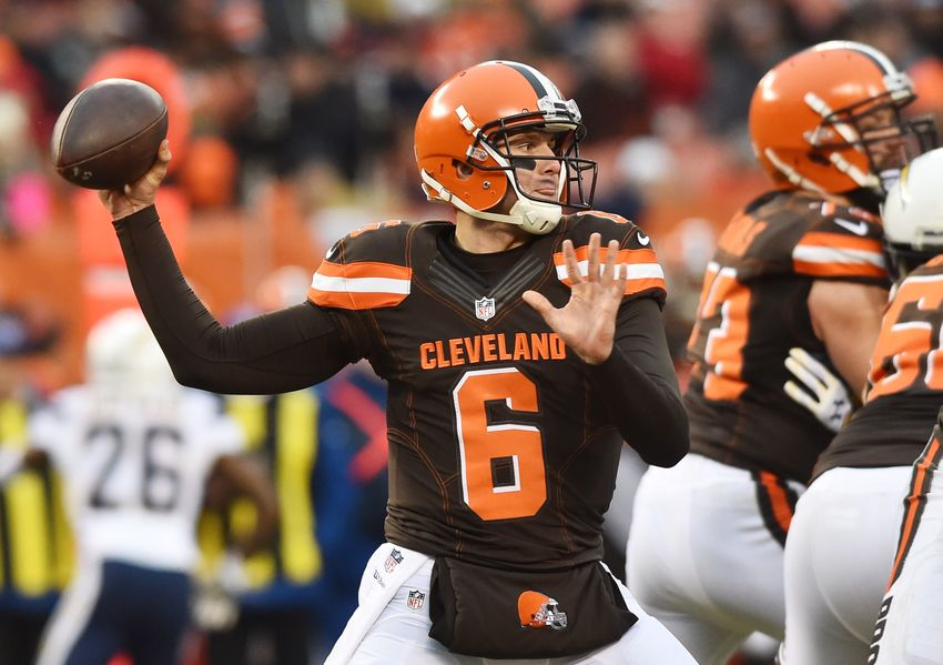 Nfl Draft Cleveland Browns Should Trade Out Of Top Pick
