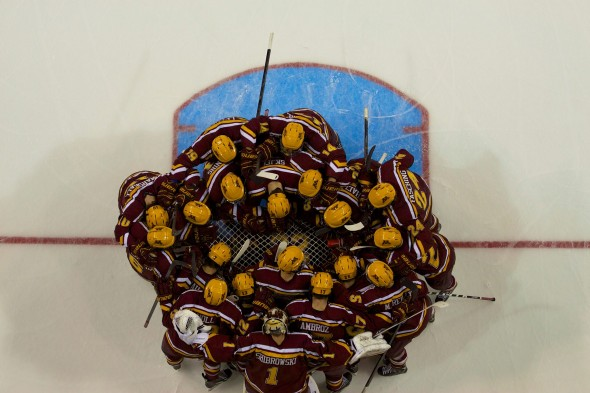 Gophers Hockey vs. Bemidji State