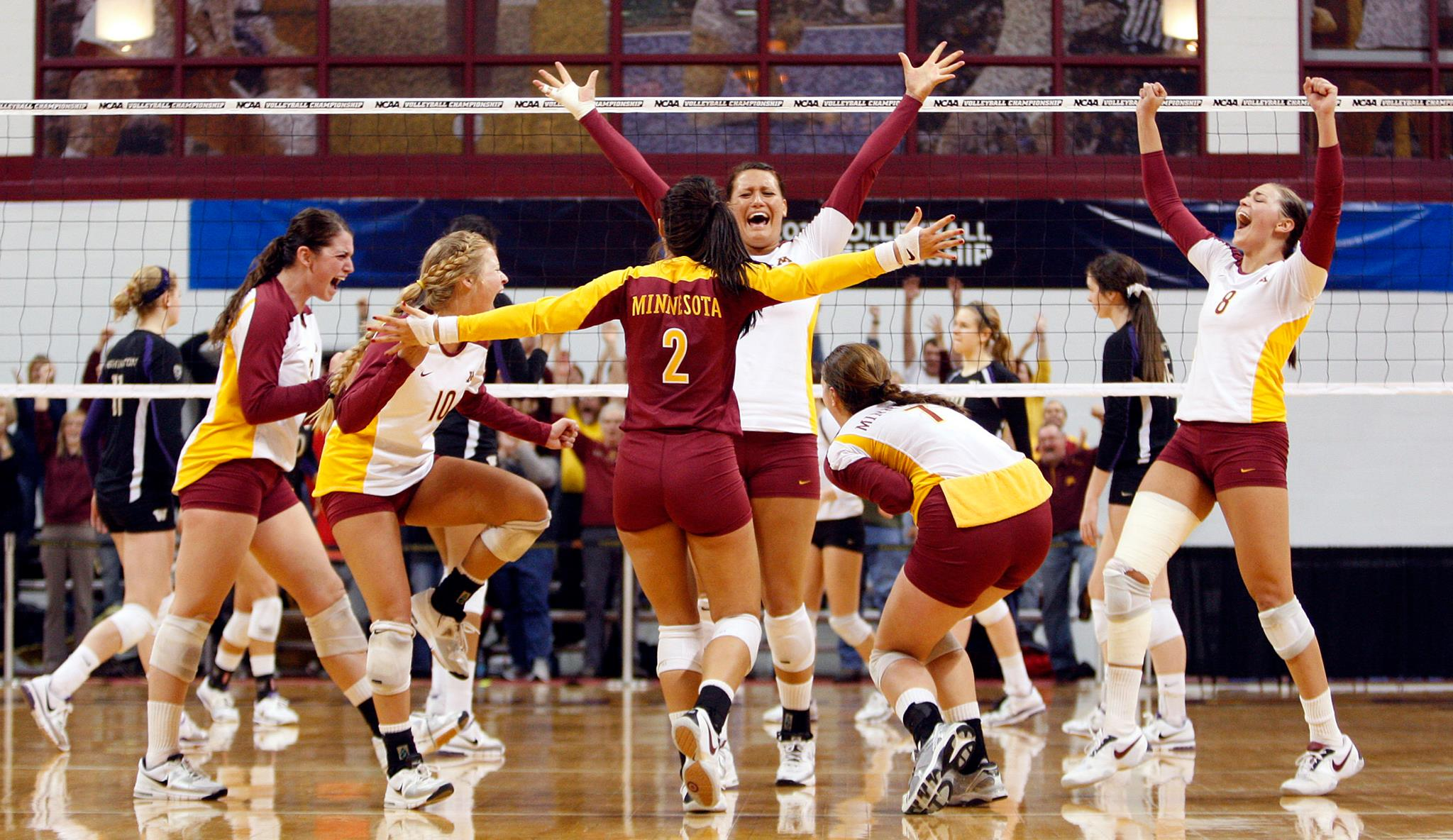 Gophers volleyball routs Radford, advances to NCAA second ...