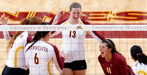 Minnesota Volleyball - Team