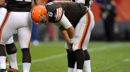 VOF: Cleveland Browns QB Brian Hoyer is not the one!