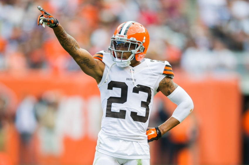 Cleveland Browns Joe Haden Turning Season Around At Right Time