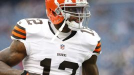 Cleveland Browns' Josh Gordon Won't Play More Than 20-30 Snaps Against The Atlanta Falcons, Per Report