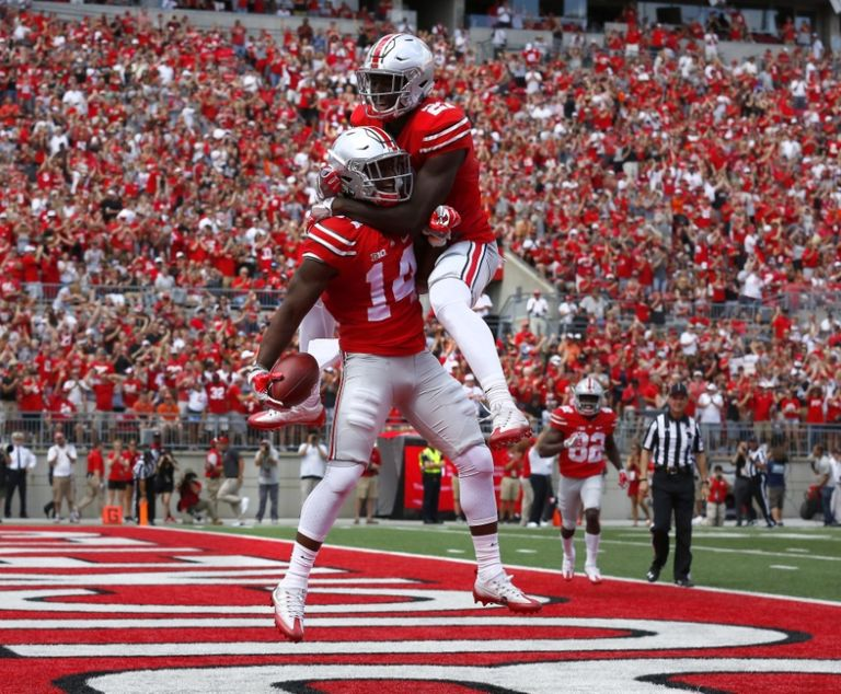 ncaa ohio state football