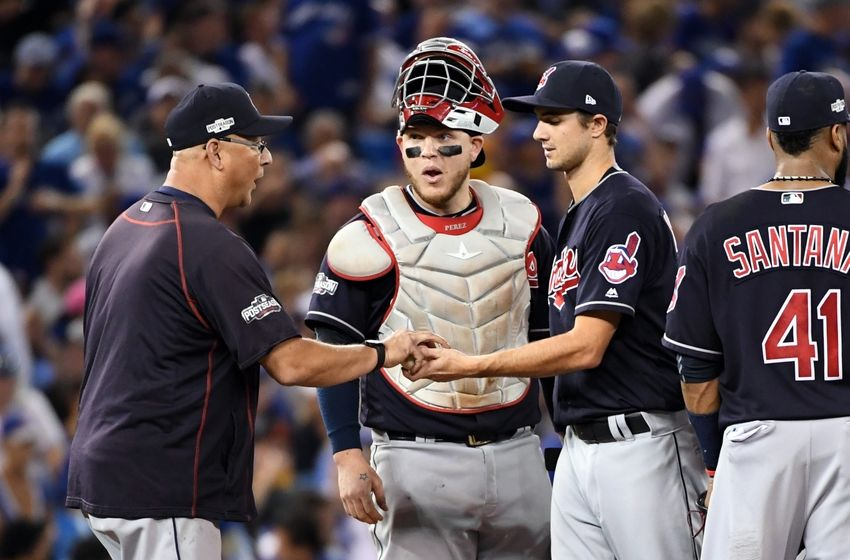 Francona demanded both the ball and a handshake from his novice starter after that sterling performance