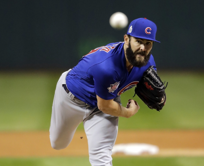 Cleveland Cavaliers >> Cleveland Indians: How To Beat Jake Arrieta In Game 6