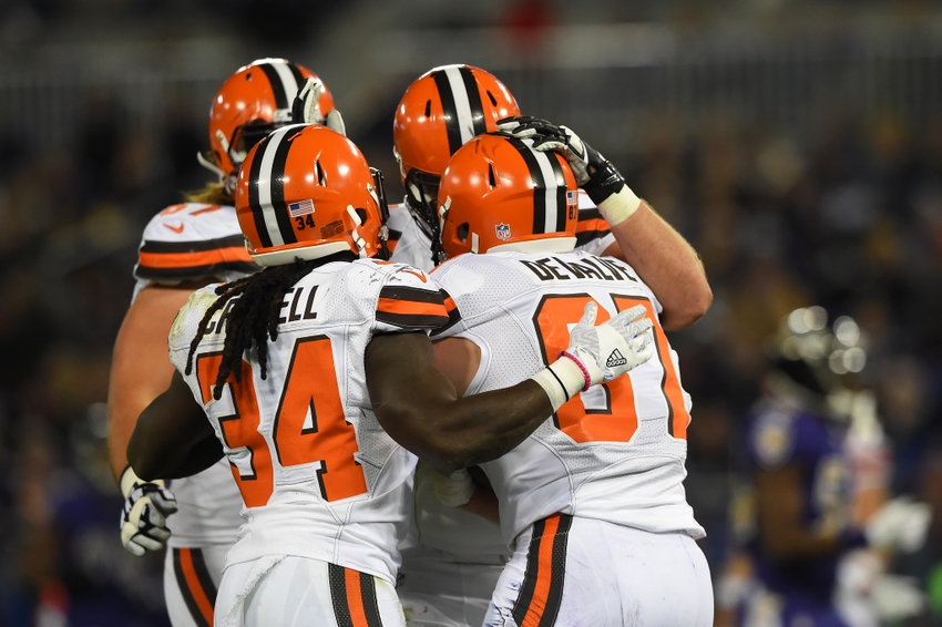 'Cleveland Browns vs. Pittsburgh Steelers - 11/20/16 NFL Pick, Odds, and Prediction'