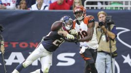 Cincinnati Bengals Hold On to First Place with Win Over Houston Texans