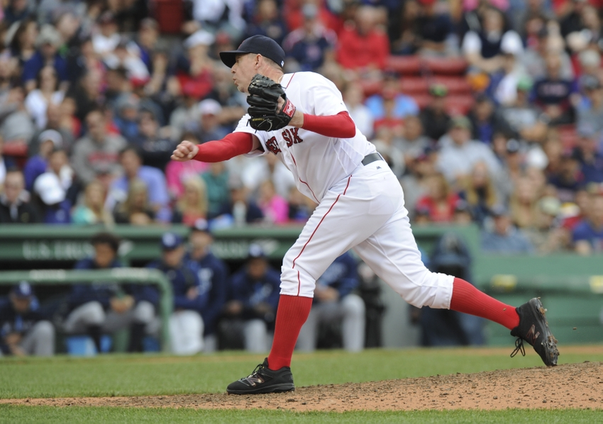 Boston Red Sox: the bullpen gets deeper