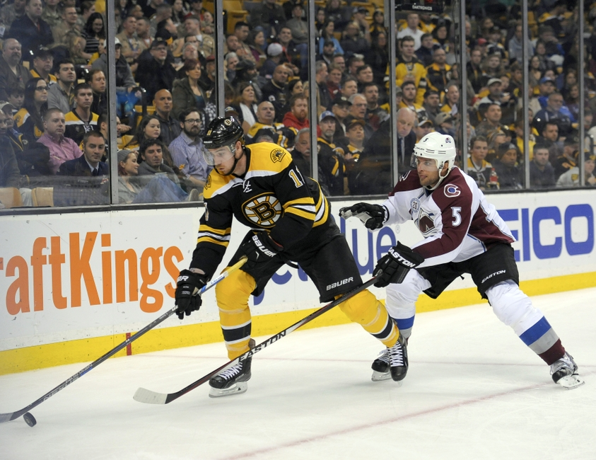 Rask stops 21 shots, Bruins beat Avalanche 2-0