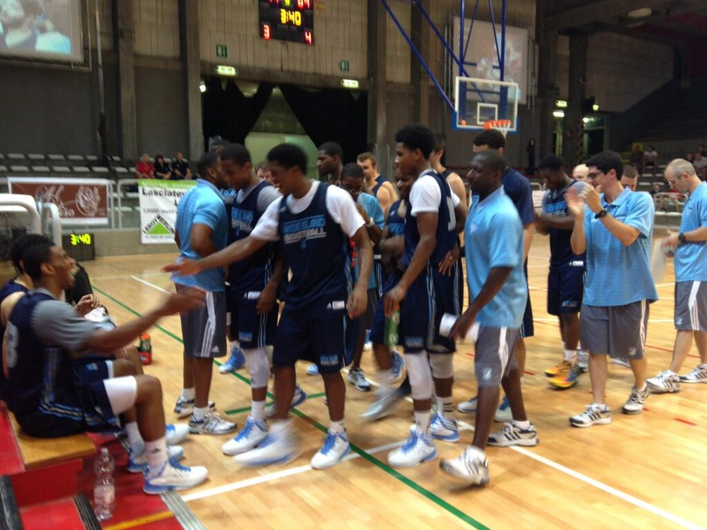 Rhode Island Basketball Rams Win Again In Italy 91 79