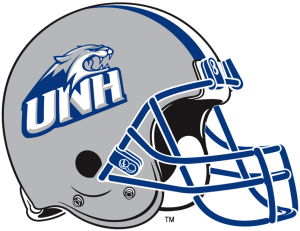 New Hampshire Wildcats helmet