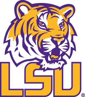 LSU Tigers logo