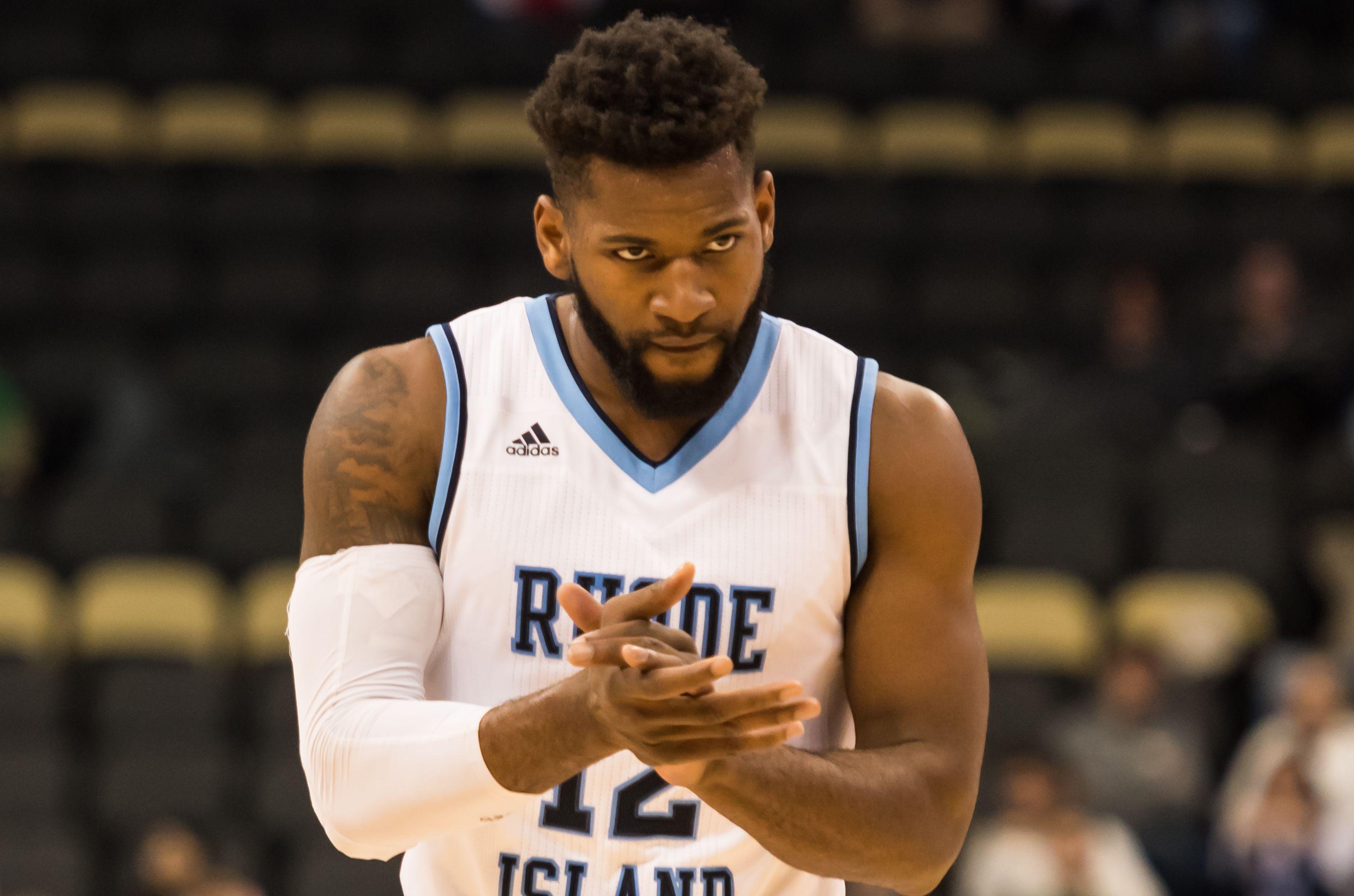Ncaa-basketball-rhode-island-vs-davidson