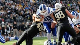 Wake Forest Demon Deacons at Duke Blue Devils Preview