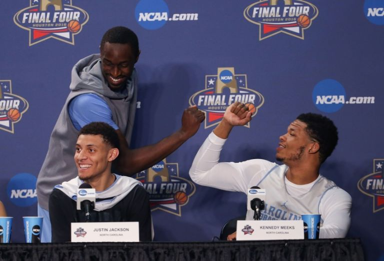 Justin-jackson-kennedy-meeks-ncaa-basketball-ncaa-championship-game-team-press-conferences-768x523