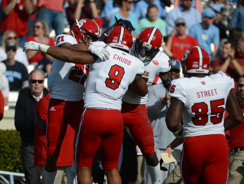 NC State Wolfpack: Victory Over Rival UNC Means Bowl