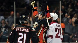 Anaheim Ducks Defeat Arizona Coyotes