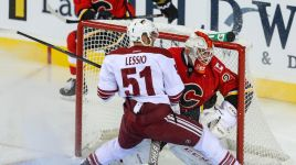 Arizona Coyotes Assign Lucas Lessio To AHL