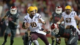 Arizona State Opponent Preview: Washington State Cougars