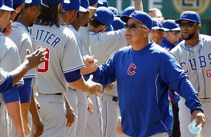 Chicago Cubs, Rick Renteria