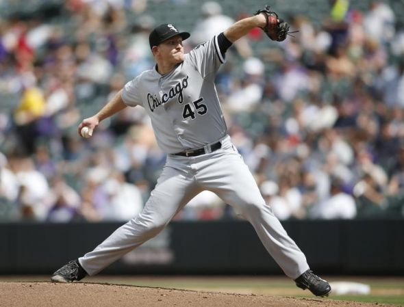 Erik Johnson, P, White Sox