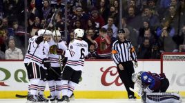 Blackhawks Have Much To Be Thankful For
