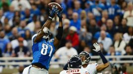 Chicago Bears Mauled By Detroit Lions