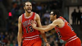 Bulls Game No. 16: Joakim Noah and Derrick Rose return; Bulls survive Beantown