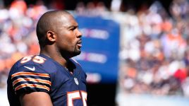 Lance Briggs Out For Season, Career In Jeopardy