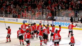 Despite Injuries, Blackhawks A Force To Be Reckoned With