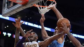 NBA Recap: Denver Nuggets earn fourth-straight win, defeat Los Angeles Lakers 101-94.