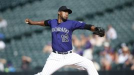 Colorado Rockies trade RHP Juan Nicasio to the Los Angeles Dodgers for a Player to be Named Later