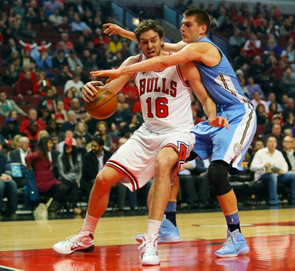 Denver Nuggets Lose 8th Straight, Fall To Bulls 99-90