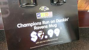 Discounted Ravens Mugs