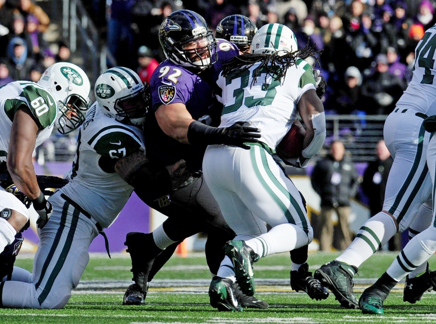 Jets vs. Ravens Second Half Thread