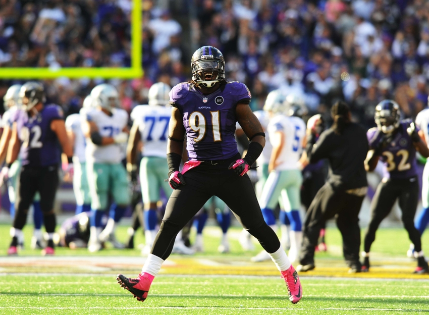 Bank-stadium-courtney-upshaw-nfl-dallas-cowboys-baltimore-ravens