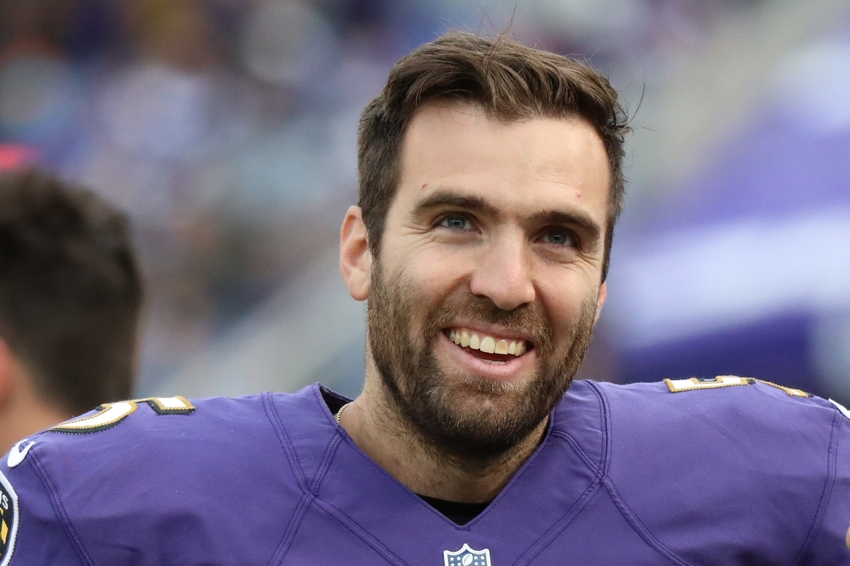 Joe Flacco Must Be Involved In Finding New Offensive