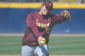 NCAA Softball: Arizona State at California